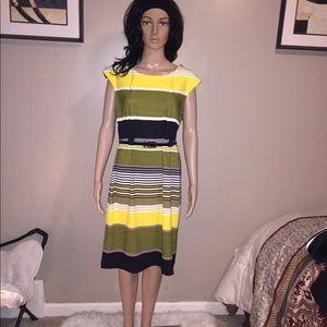 I LE New York Dress Women Size 14